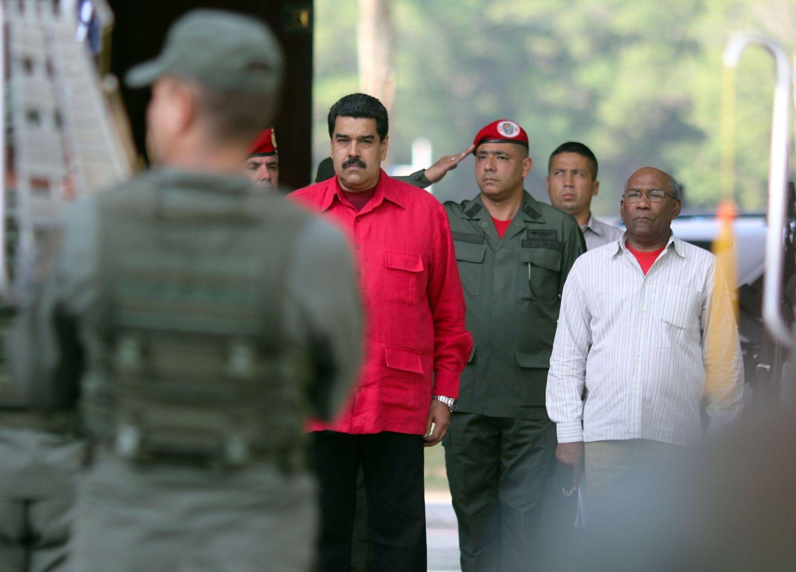 VENEZUELA-POLITCS-MADURO