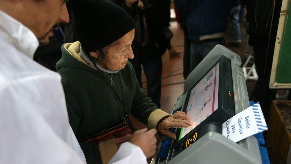 Wahlcomputer in Buenos Aires: Sicherheitsproblem durch SSL-Lücke