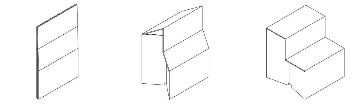 EINMALIGE VERWENDUNG Aufsatz Stehschreibtische/ Karton/ Oristand