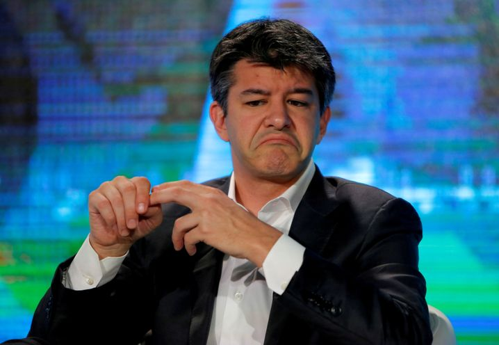 Uber-Gründer Travis Kalanick