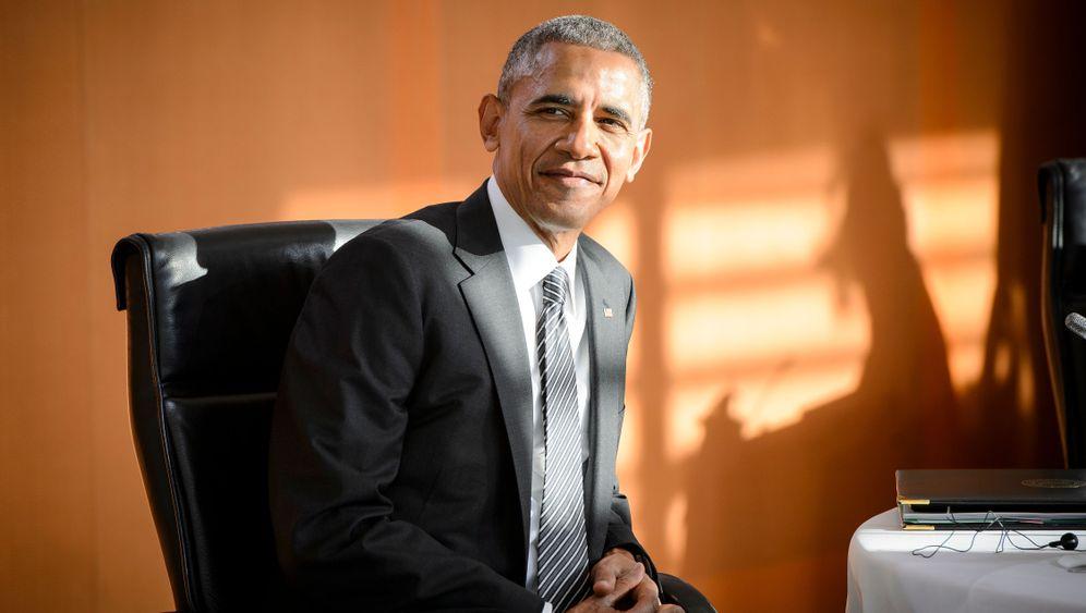 Sechser-Gipfel: Obama im Kanzleramt