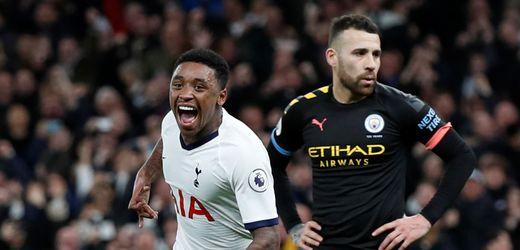 Premier League: Tottenham Hotspur beat Manchester City - ENGLISH FOOTBALL 1