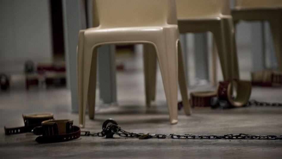 """Gefangenenlager Guantanamo auf Kuba: """"Sehr, sehr geringe Chancen"""" auf Schließung"""