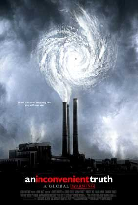 """Filmplakat: """"An Inconvenient Truth"""""""