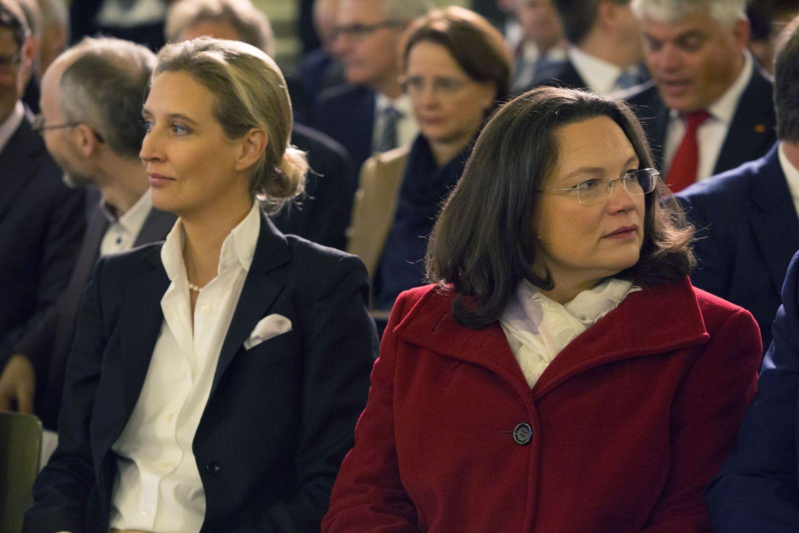 Bundestag/ Konstituierende Sitzung