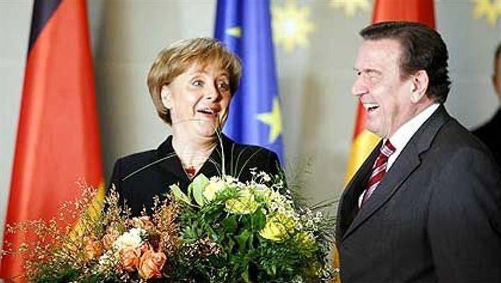 Reichstag: Die Merkel-Wahl