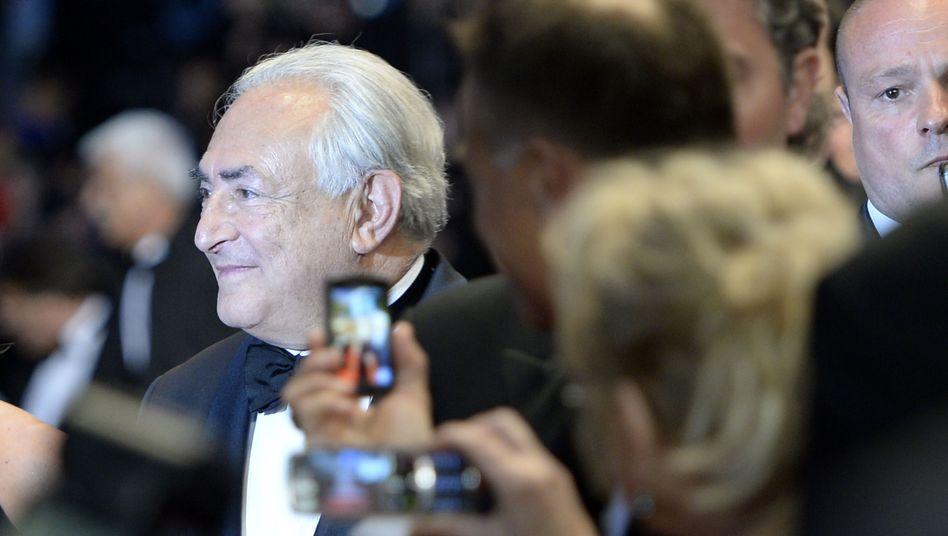 Strauss-Kahn bei den Filmfestspielen in Cannes: DSK geht zu LSK