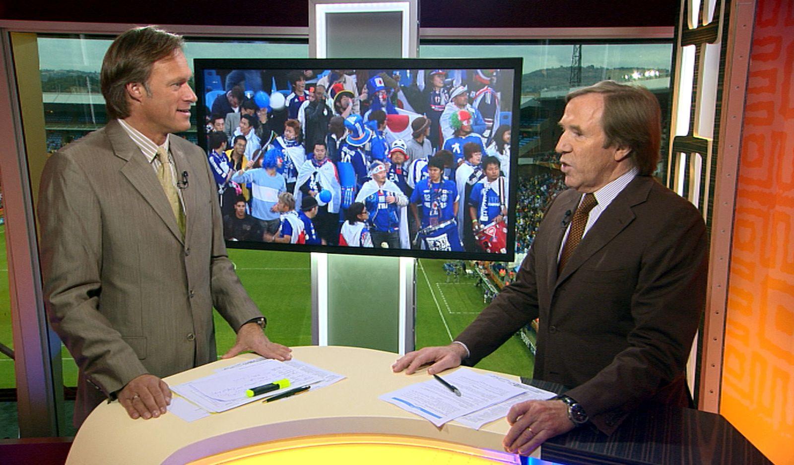 WM 2010 - Netzer und Delling