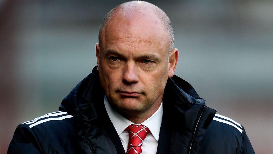 """Fußballtrainer Rösler: """"Er hat die Ambition, in der Premier League zu arbeiten"""""""