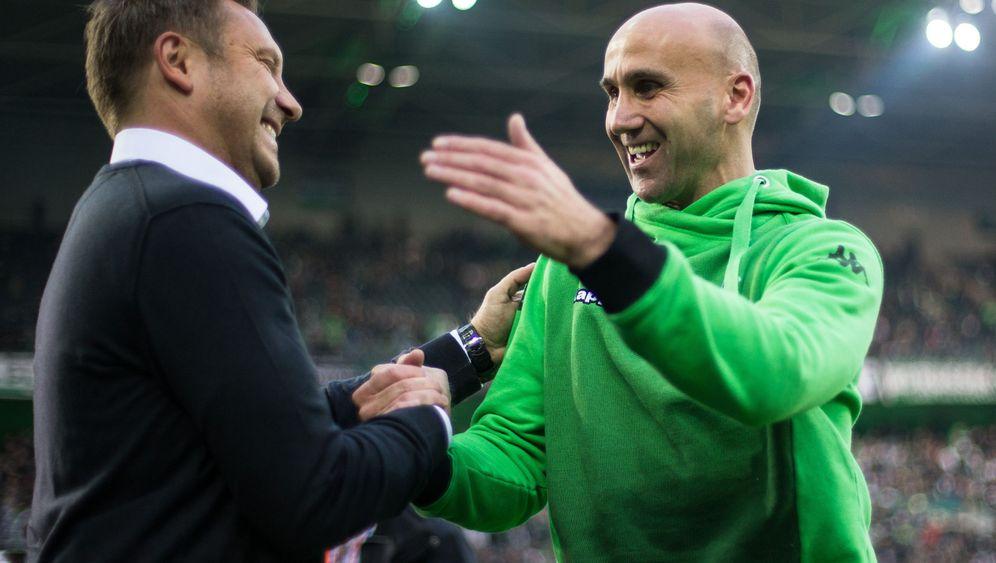 Bundesliga: Fünfter Sieg, erstes Rot