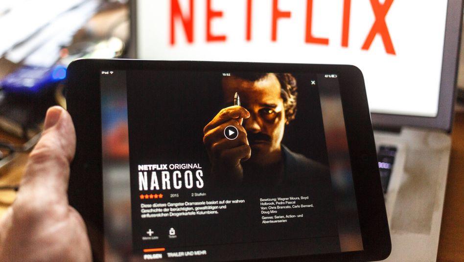 """Netflix-Serie """"Narcos"""""""
