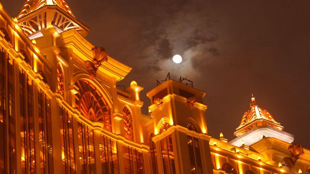 Galaxy auf Macau: Gigantischer Spielerpalast eröffnet