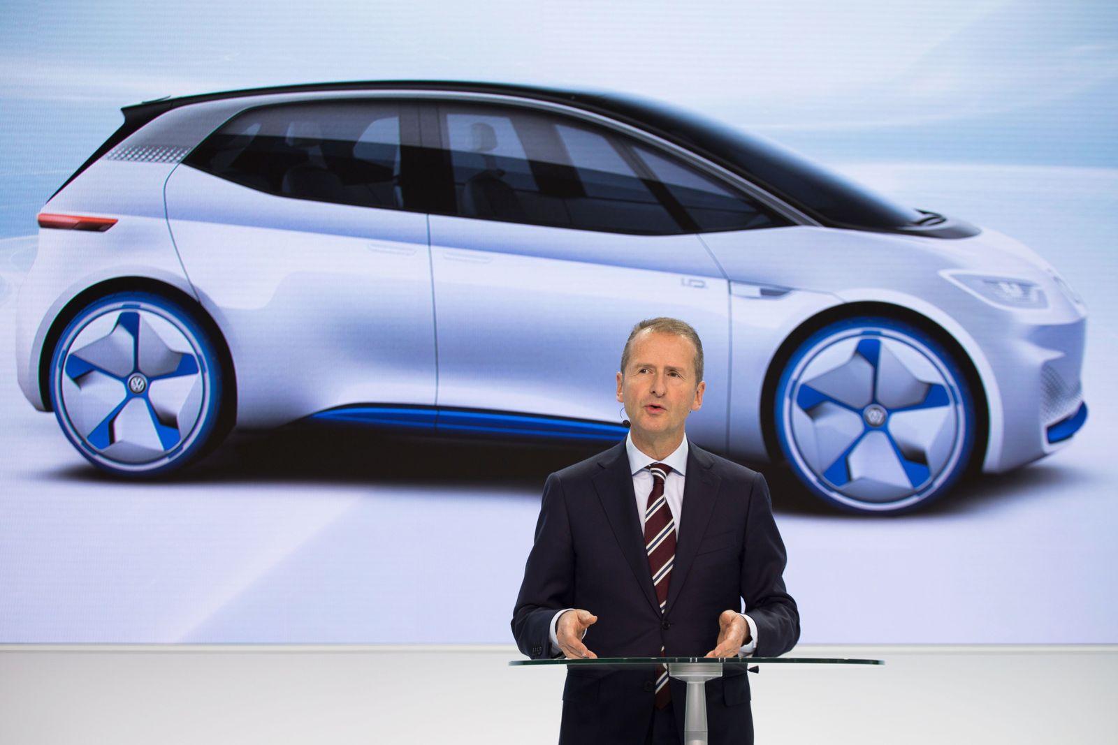 Herbert Diess / VW