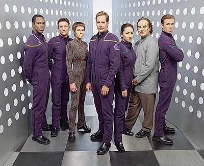 Neue Enterprise-Crew: Primitivtechnik hat Sexappeal