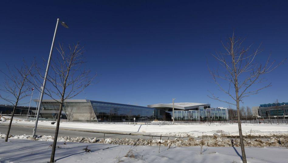 CSE-Hauptquartier in Ottawa: Der kanadische Geheimdienst greift offenbar auf ein breites Angebot an Spionageprogrammen zurück