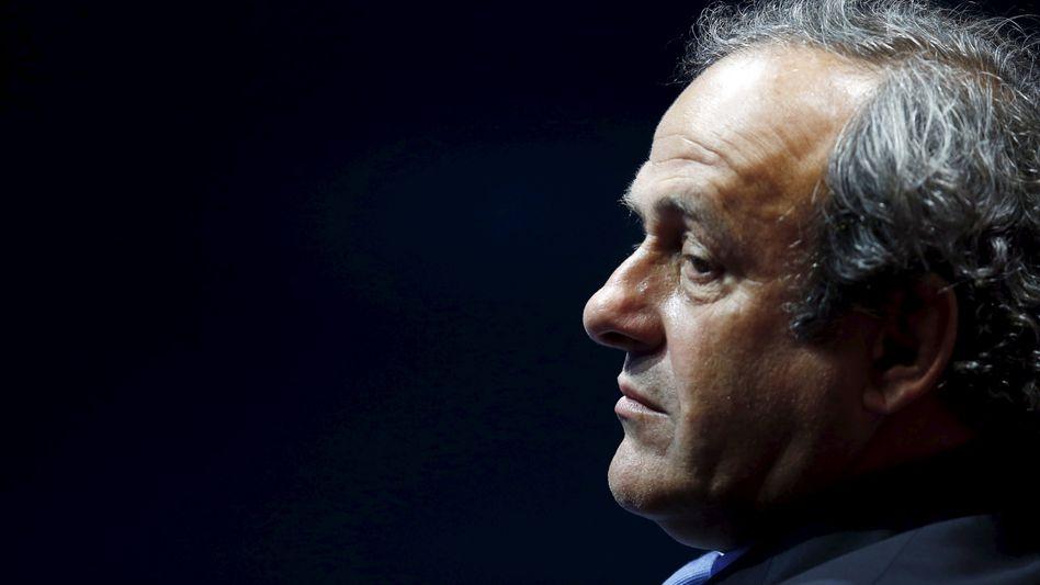 Michel Platini (Archivbild)