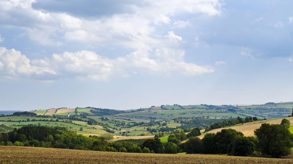 Ansicht vom Erzgebirge in Sachsen: Universeller Wert