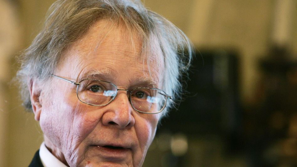 Wallace Broecker im November 2008