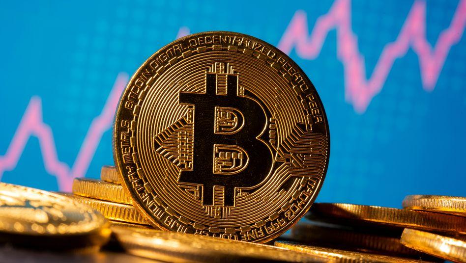 Bitcoin-Logo: Notenbanken streben eigene Digitalwährungen an