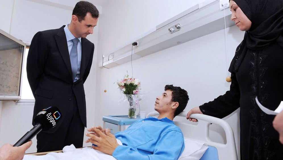 Syrien: Dauerprotest gegen Assad
