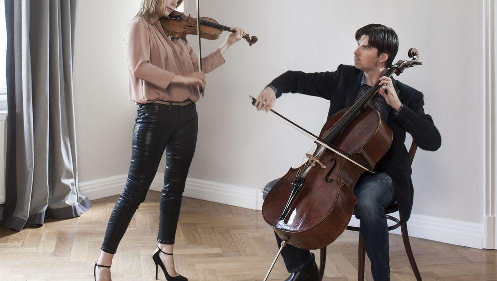 Cello intim: Entdeckungen in Zweier-Kombi