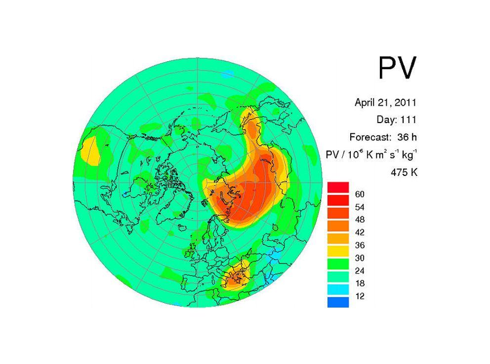 GRAFIK Ozonloch / Wissenschaft