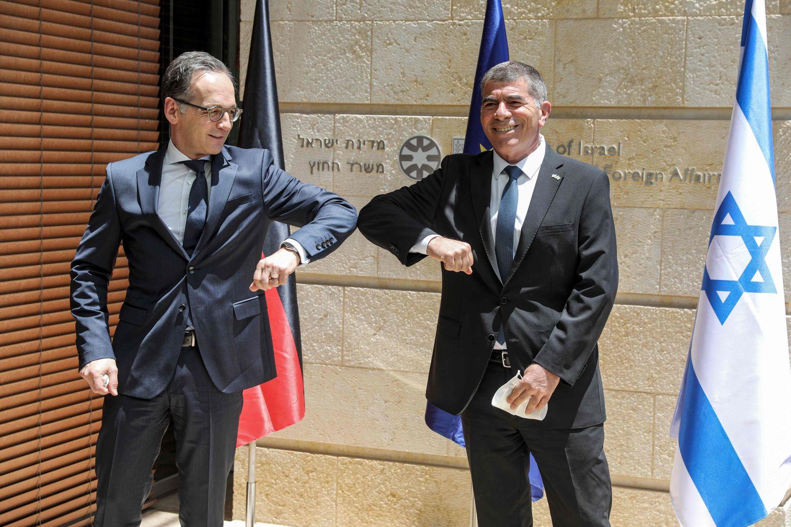 ISRAEL-GERMANY-POLITICS-DIPLOMACY