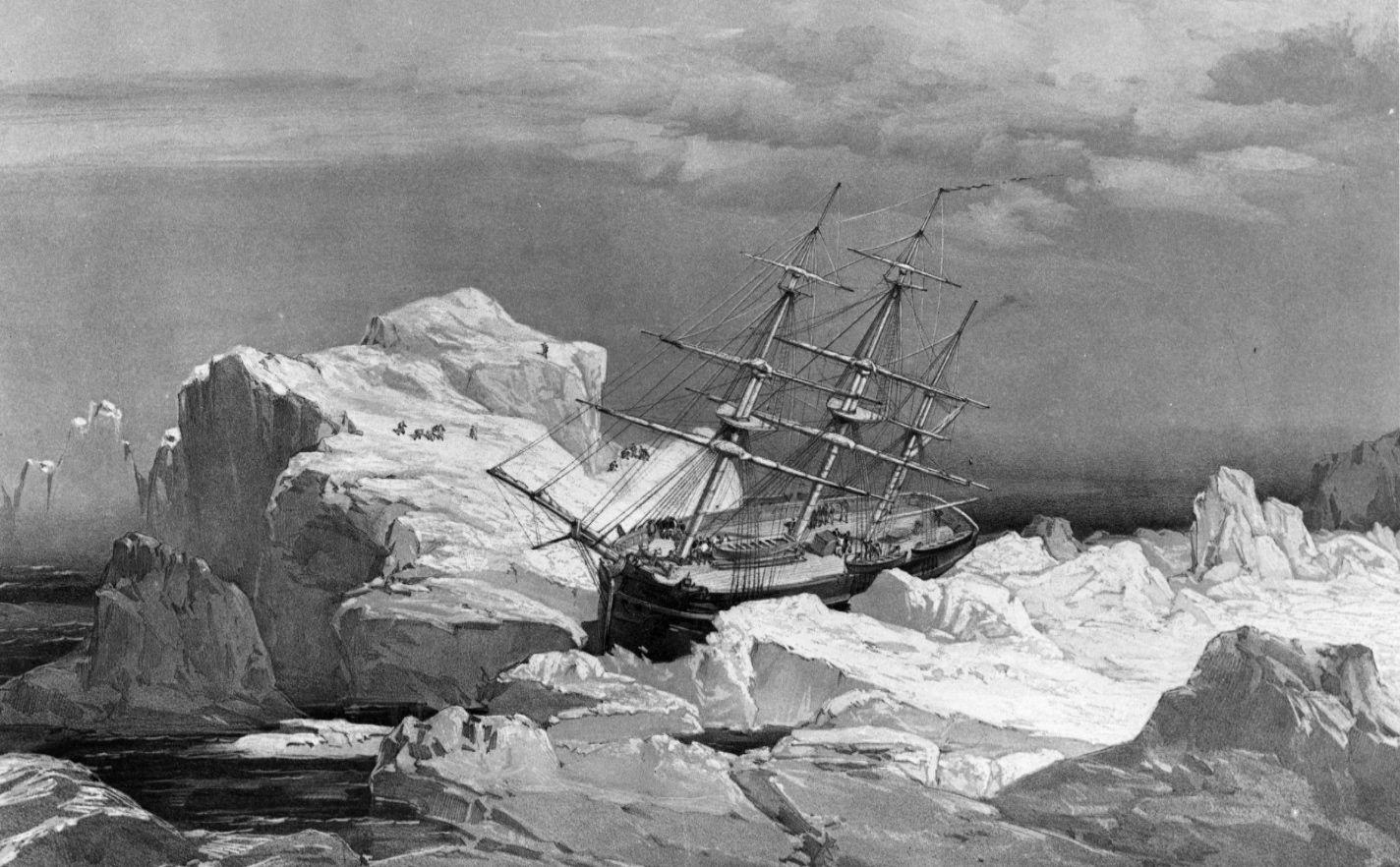 Canada Franklin Ship Found