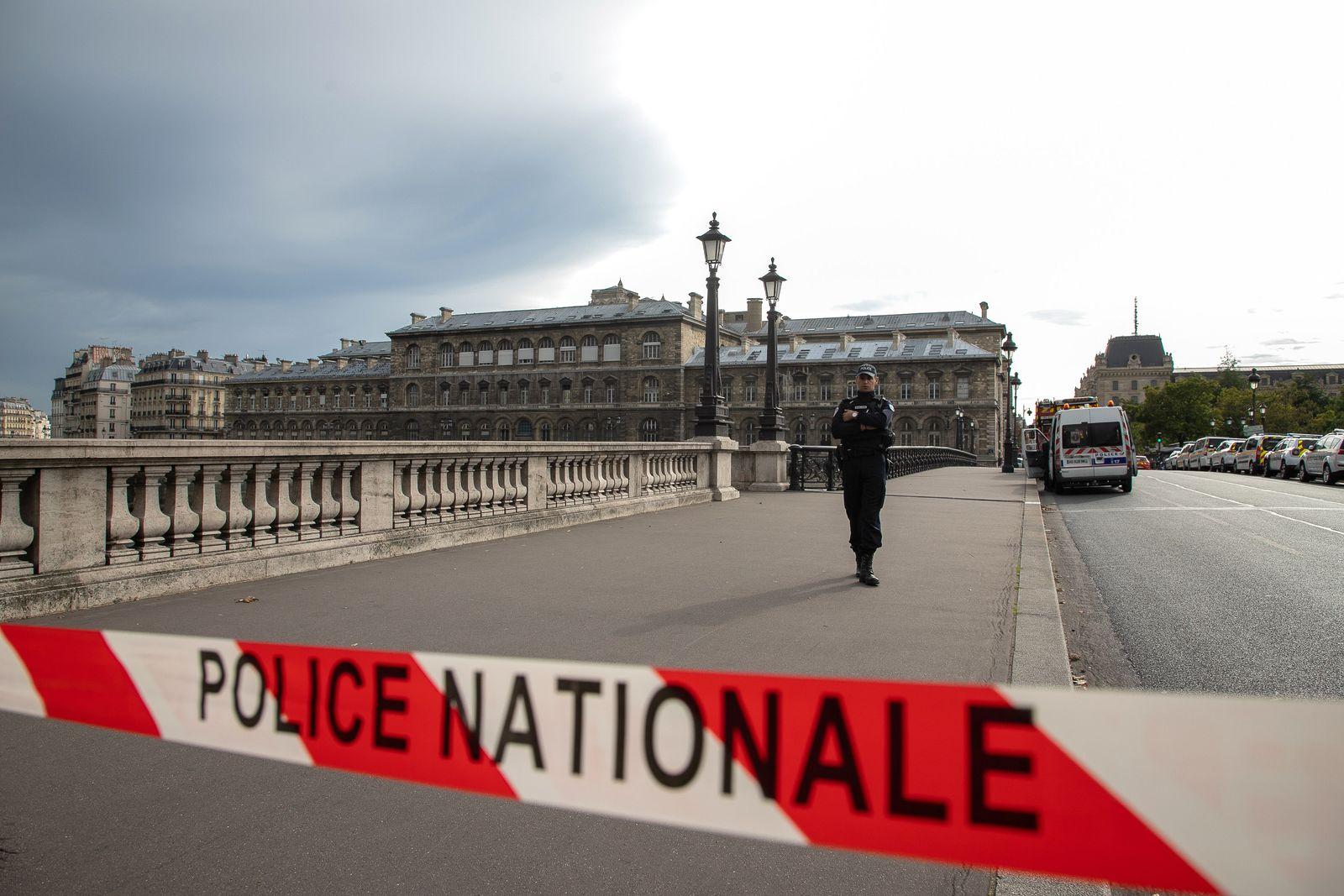 Paris/ Attacke