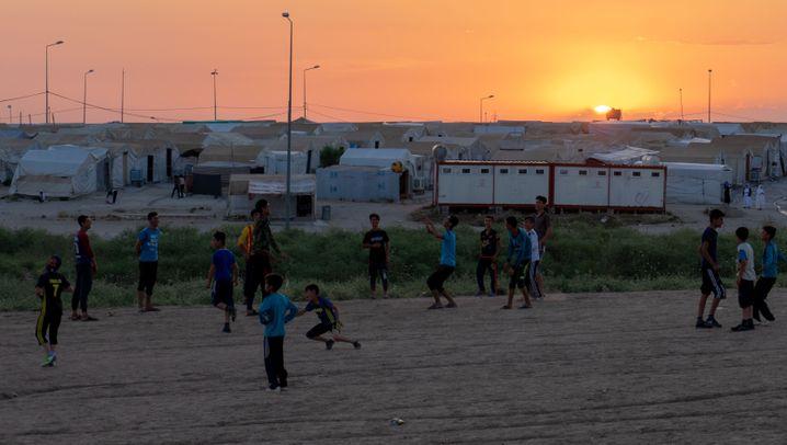 Irak: Dem IS entflohen, im Trauma gefangen