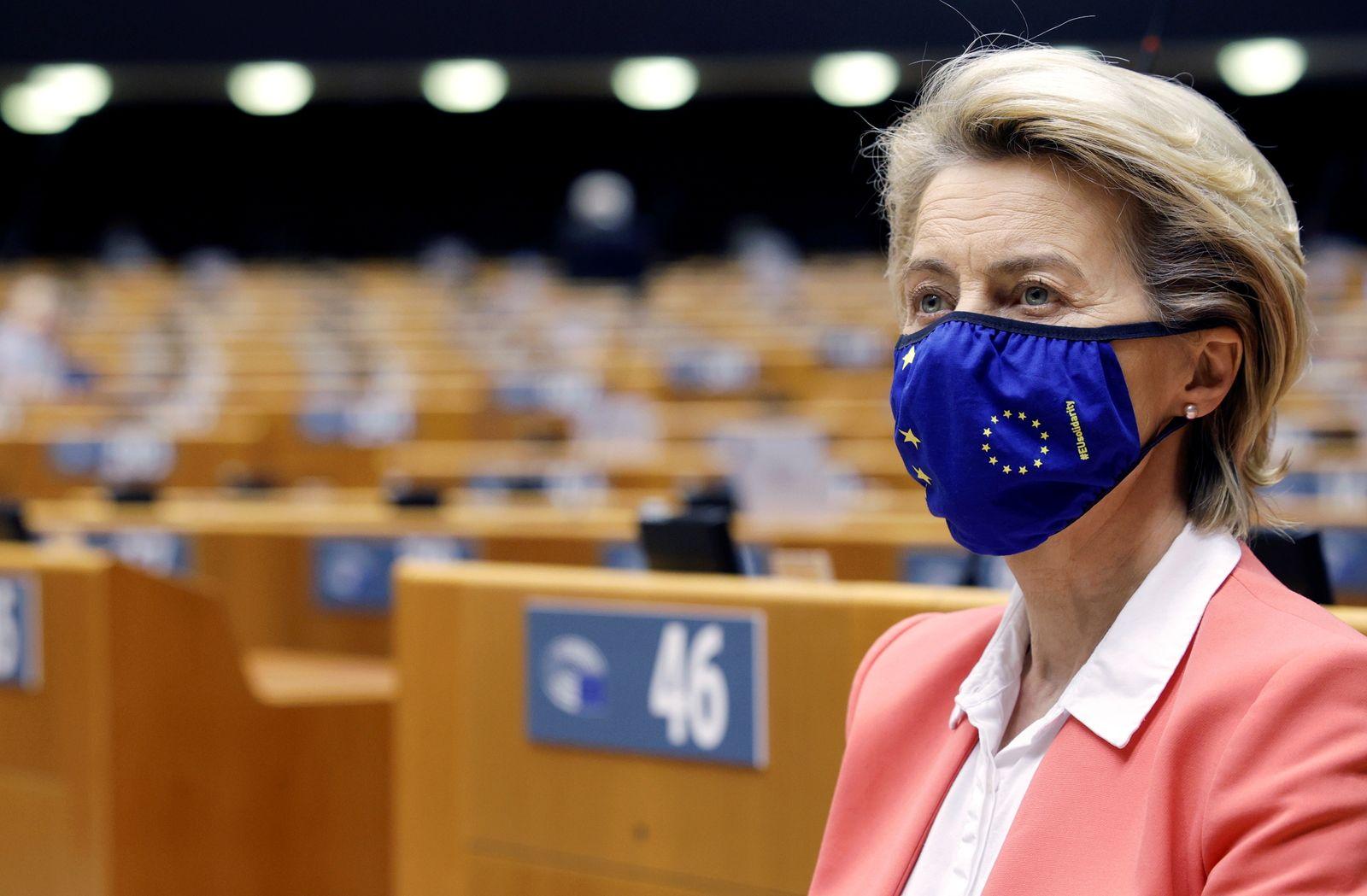 Debate on Turkey at the European Parliament in Brussels