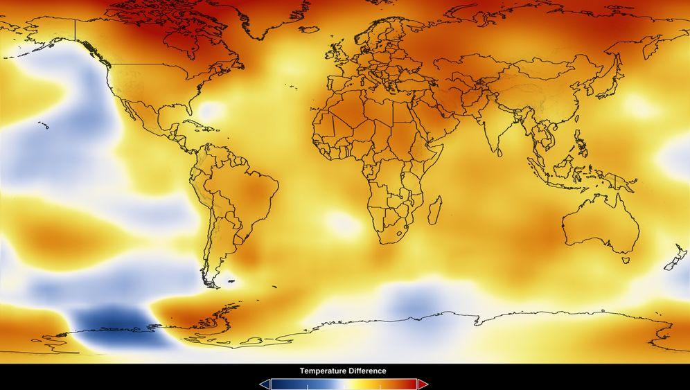 Statistik für 2012: Hitze und Dürre