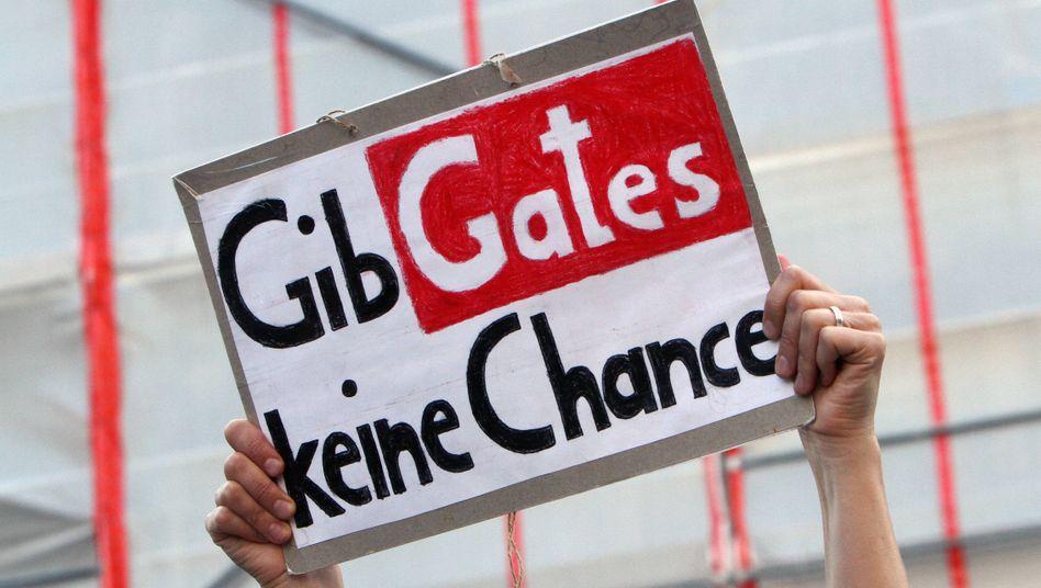 """Hygiene-Demonstration"" in Köln"