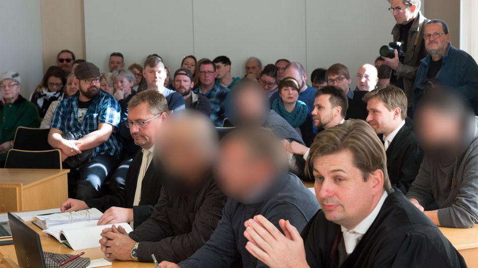 Verhandlung im Amtsgericht Kamenz