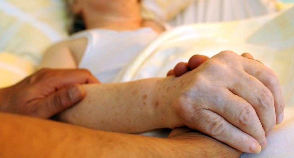 Trost für einen Sterbenden: Demut üben