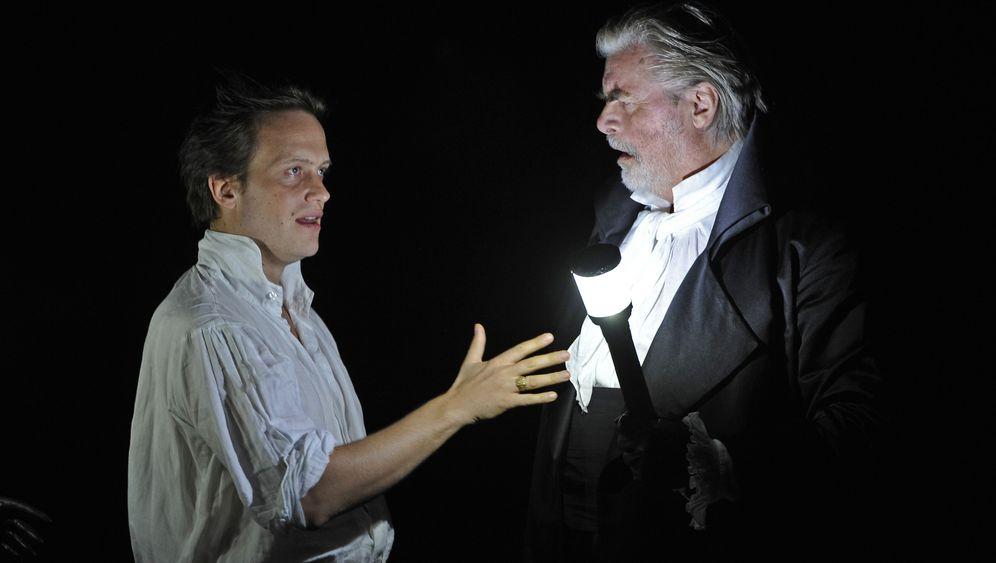 Festspiele in Salzburg: Der Prinz glüht alleine