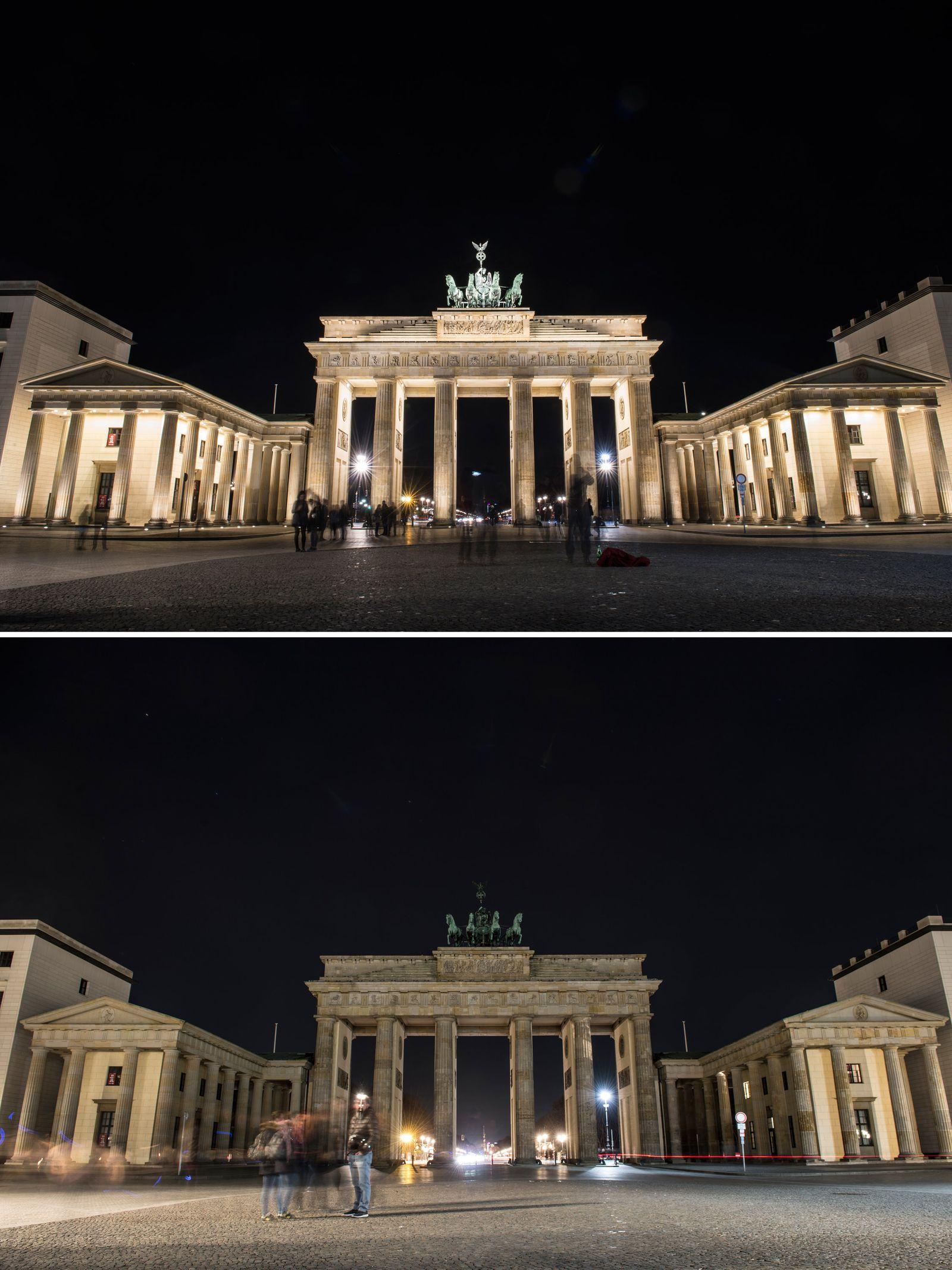 Earth Hour - Licht aus für den Klima- und Umweltschutz