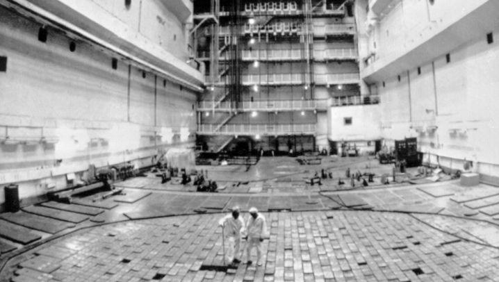 Tschernobyl-Katastrophe: Ein AKW explodiert