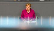 Merkel nennt Vorgehen der Länder zu forsch
