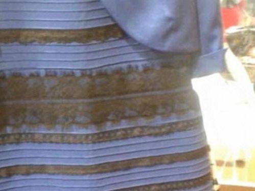 Dressgate Ist Das Kleid Blau Schwarz Oder Weiss Golden Schlafvorlieben Entscheiden Der Spiegel