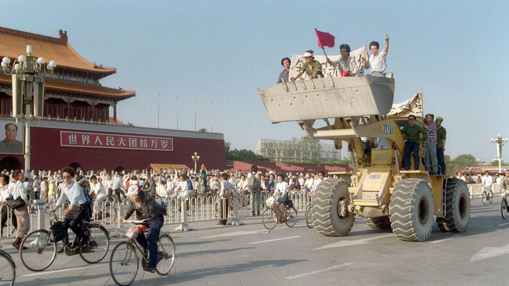 Tiananmen-Massaker: Chinas blutiger Protest