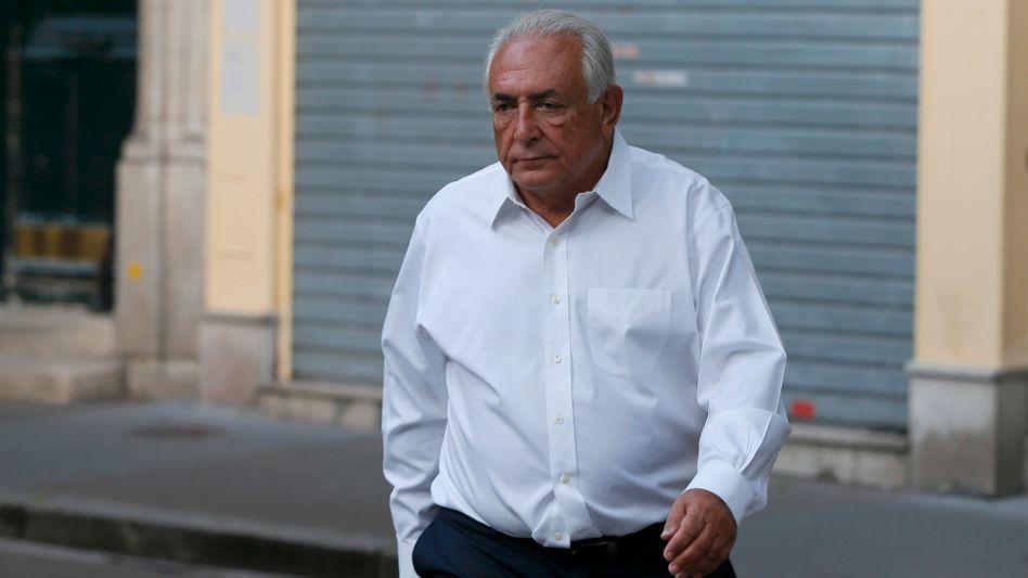 Dominique Strauss-Kahn: Vom Gericht freigesprochen, von der Öffentlichkeit nicht