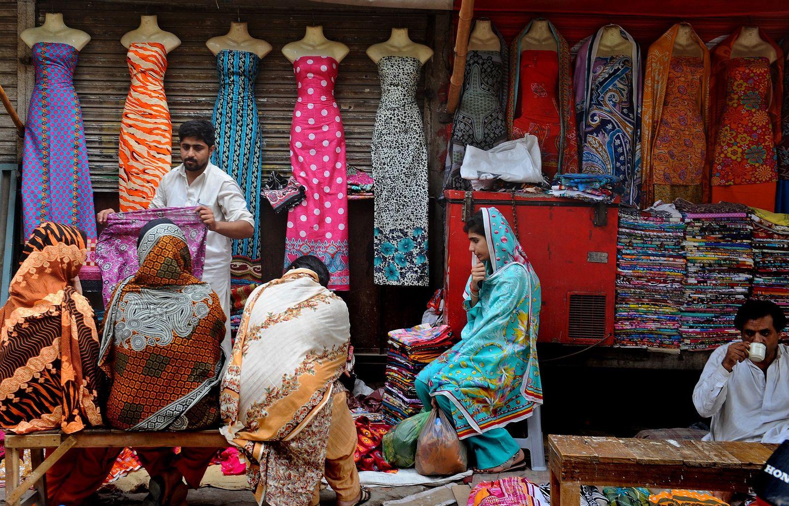 Pakistan Frauen