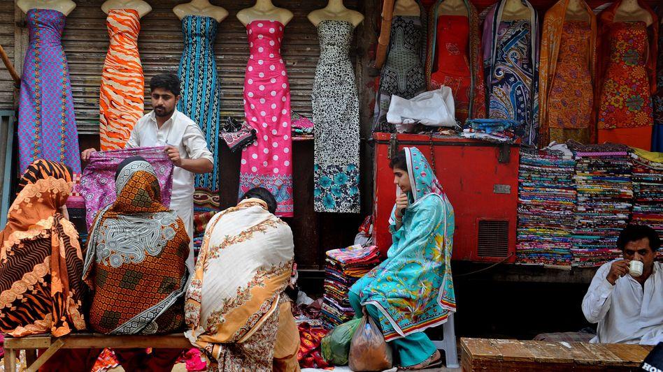 Frauen in Pakistan: Mehr als tausend Ehrenmord-Opfer pro Jahr
