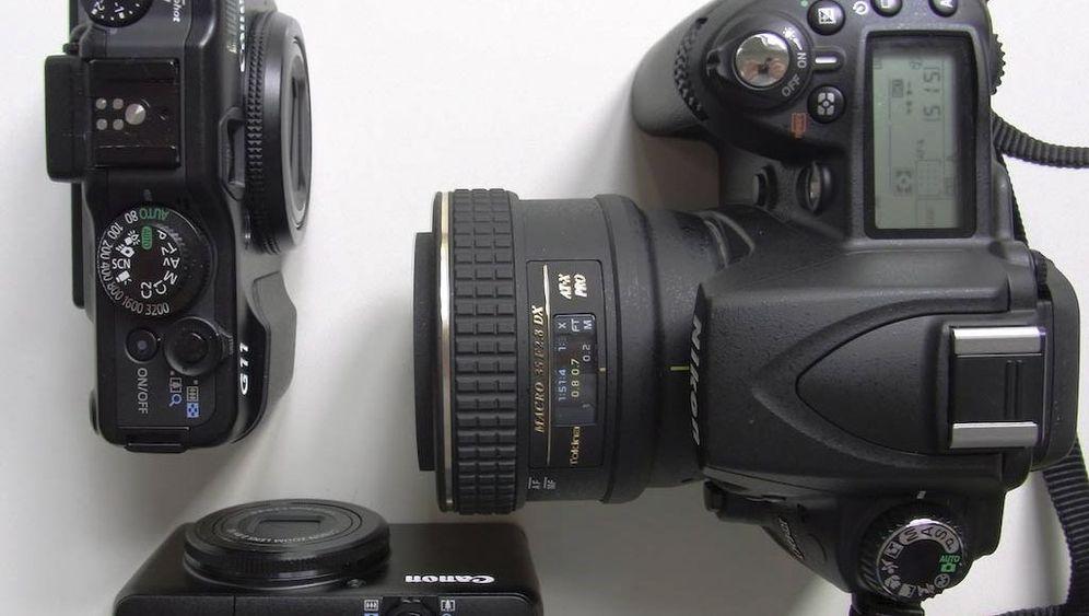 Kompaktkameras: So fotografieren die Canon S90 und G11