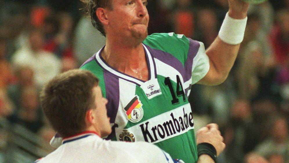 HSV-Coach Schwalb: Voller Einsatz an der Linie