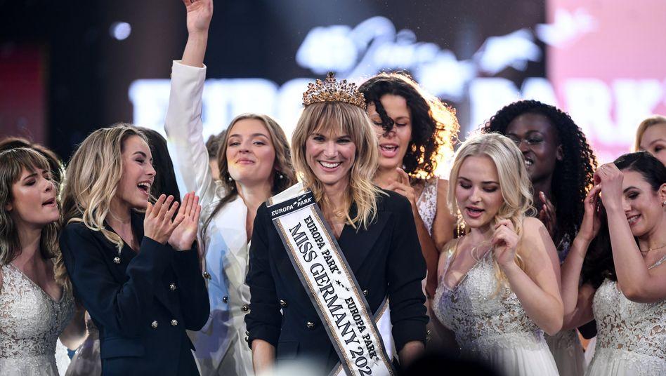Miss Germany 2020: Miss Mutig