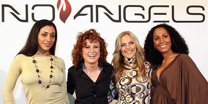 """No-Angels-Mitglieder Nadja, Lucy, Sandy und Jessica: """"Wir sind so stolz"""""""