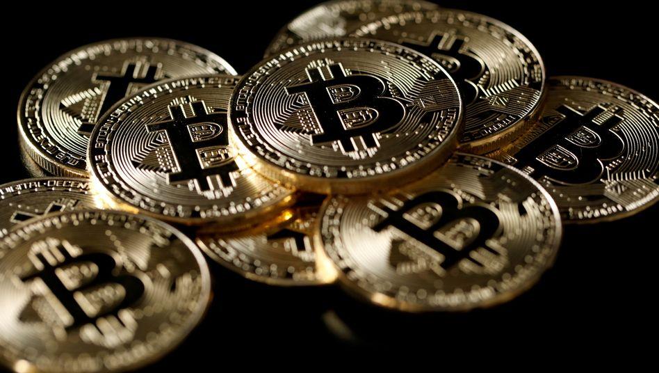 Bitcoin (Symbolbild): Elon Musk als prominenter Fürsprecher