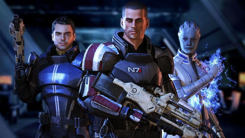 Angespielt: Mass Effect 3